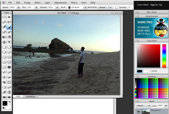 8 Best Free Online Photo Editors To Enable You Work From