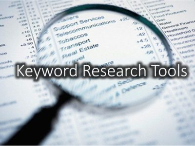 4 Free Keyword Tools Alternative to Keyword Planner