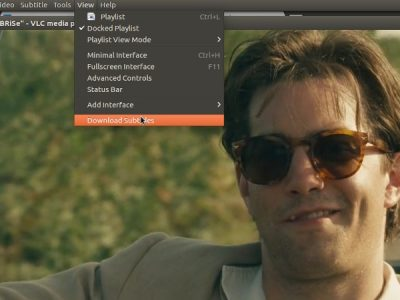 How to Use VLC to Download Movie Subtitle