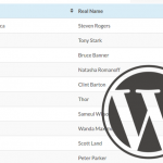 How to Create Better Table in WordPress