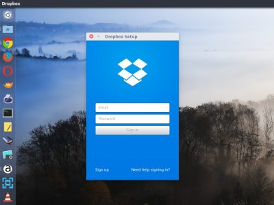 Simple Steps to Install and Use Dropbox in Ubuntu