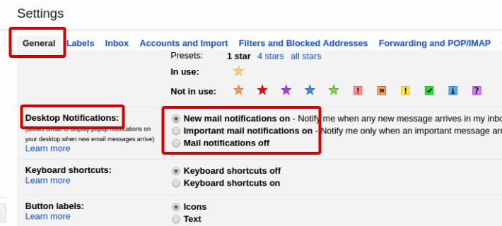 how to add gmail to desktop