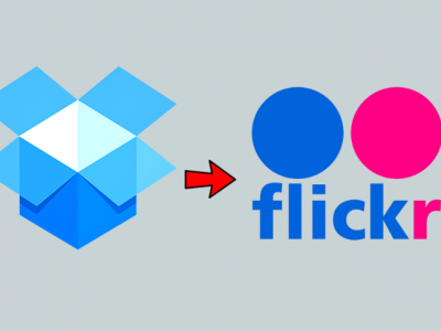 How to Transfer Photos from Dropbox to Flickr