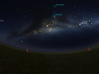 How to Use Stellarium to Find Milky Way