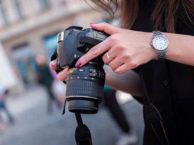 5 Best Entry Level DSLR Cameras