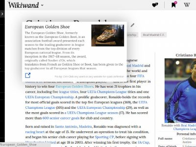 Wikiwand Lets You Read Wikipedia Articles in a Different Look