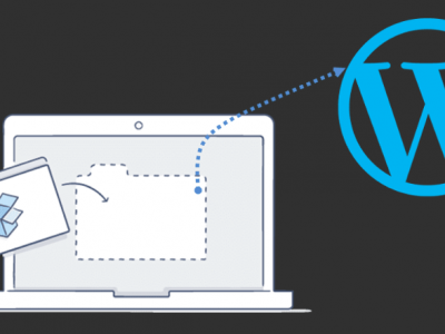 How to Insert Dropbox Photos Into a WordPress Post