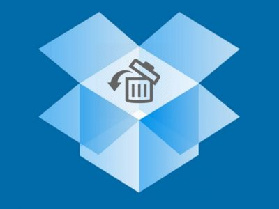 How to Restore Deleted Files in Dropbox