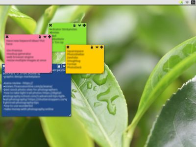 5 Cool Sticky Notes Apps for Ubuntu