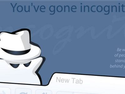 How to Switch Current Google Chrome Tab Into Incognito Mode