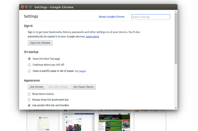 How to Open Google Chrome Settings Menu in a New Window, Instead of