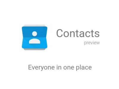 2 Simple Steps to Transfer Google Contacts