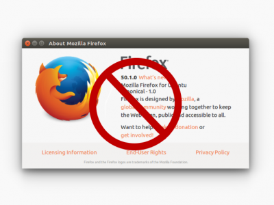 How to Prevent Someone Else Using Your Firefox