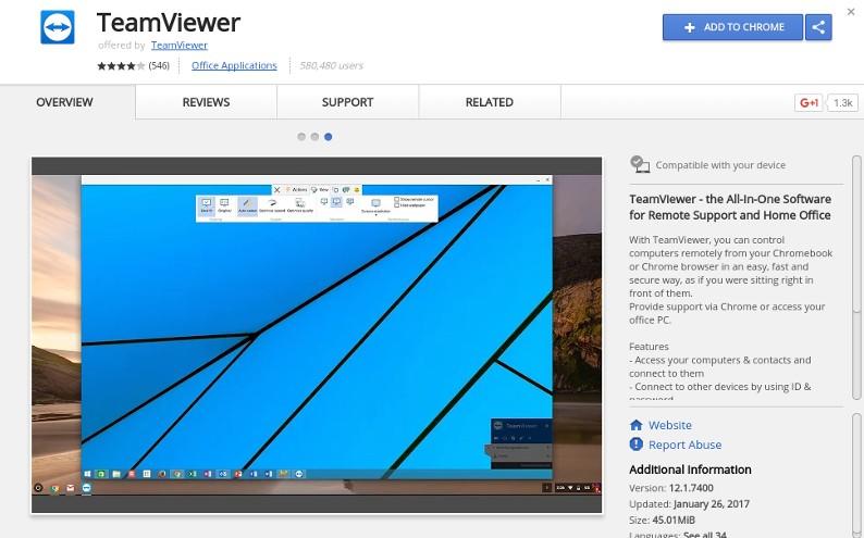 4 Best Remote Desktop Extensions for Google Chrome – Better