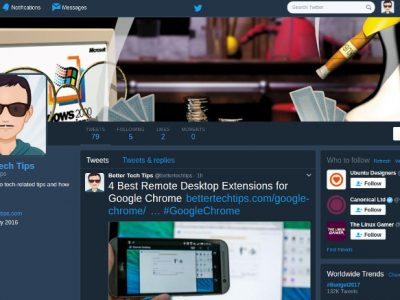 How to Get Twitter's Night Mode on Web