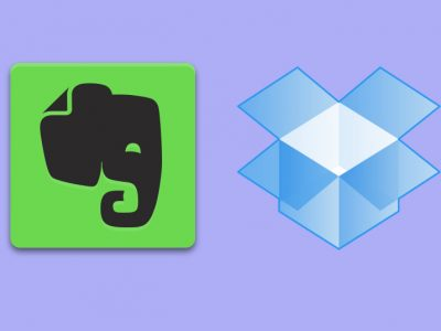 How to Connect Evernote to Dropbox. And Why