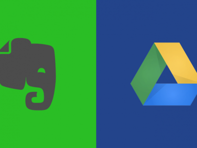 Two Ways to add Google Drive Files to Evernote
