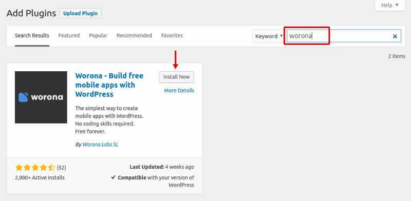 How to Turn WordPress Site to a Mobile App Using Worona ...