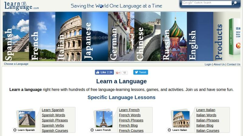 11 Best Websites To Learn Foreign Language Online Better