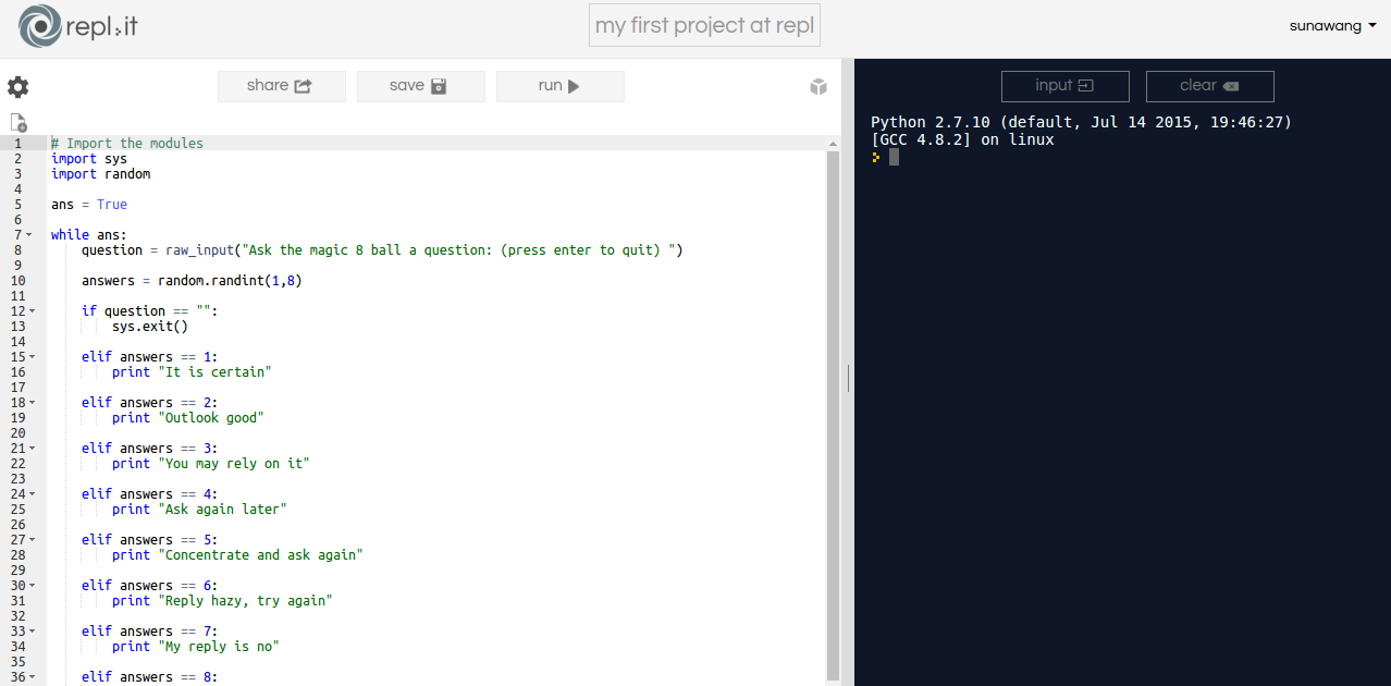 9 Online Interactive Shells to Write Python Anywhere