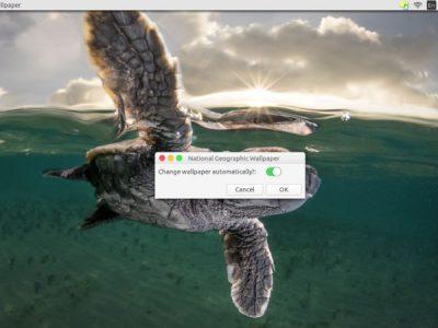 How to Set National Geographic Photo of the Day as Wallpaper in Ubuntu