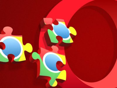 Simple Way to Install Google Chrome Extensions in Opera
