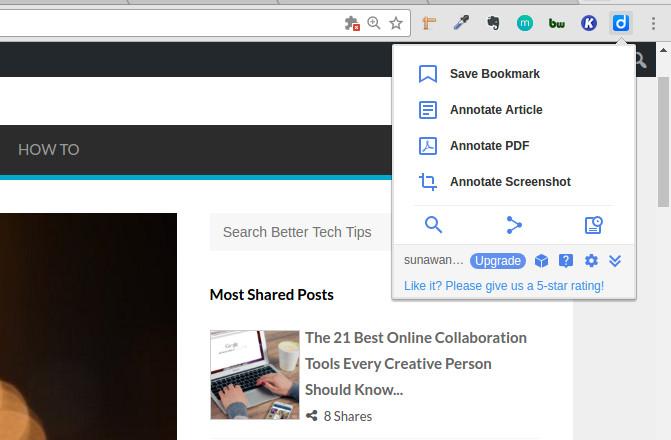 3 Best Annotation Extensions for Google Chrome – Better Tech
