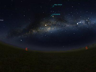 How to Use Stellarium to Find Milky Way