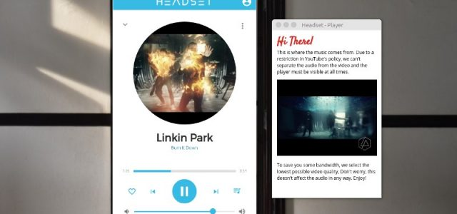 This App Turns YouTube Into a Desktop Music Player