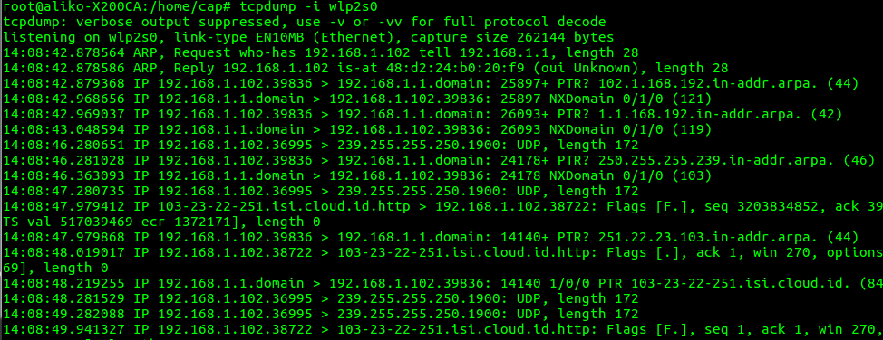 8 Examples Use of Tcpdump – Be...