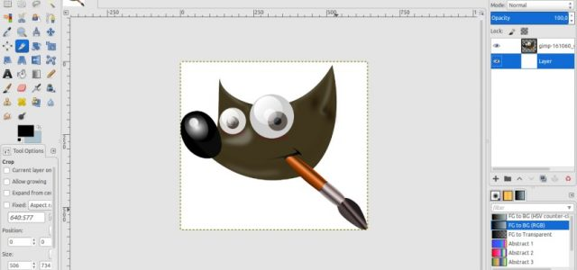 How to Open WebP Images in GIMP