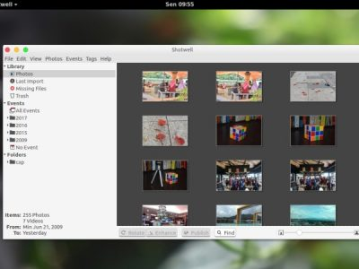 How to Import Photos from DSLR Camera with Shotwell