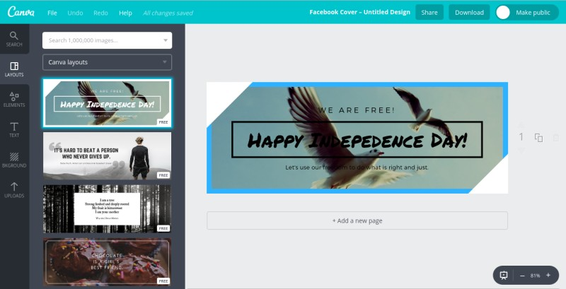 8 free online facebook cover maker tools to attract more