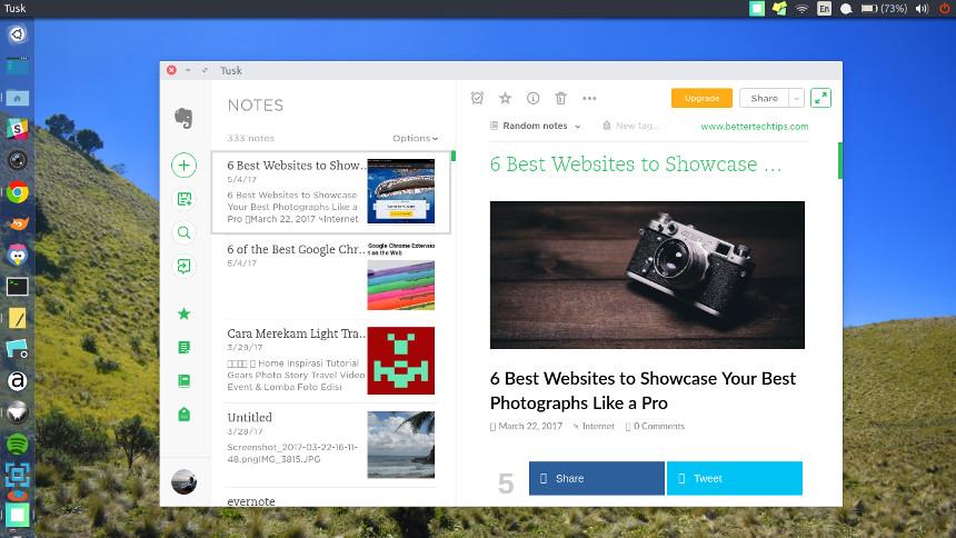 4 Best Evernote Desktop Apps for Linux – Better Tech Tips