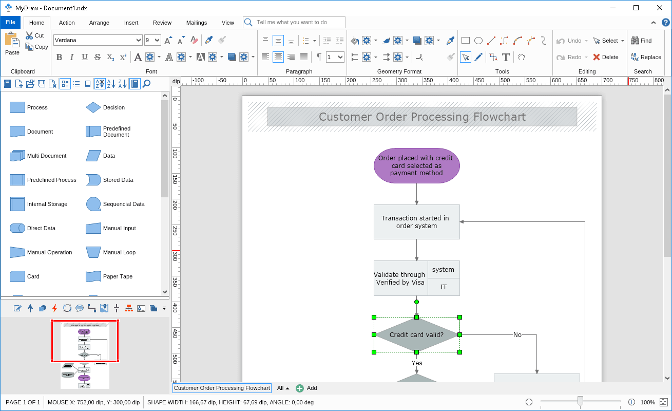 mydraw is also a free visio alternative you can use to create diagrams its just you will probably need to upgrade this software if you need to use more - Free Visio Type Software