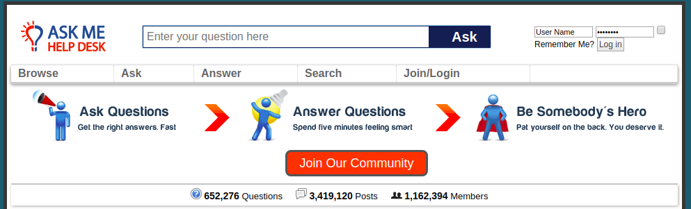 c41a8c4919 ... also an old player in the question-answer website segment. This  platform was firstly launched in 2003. Although this website is not as  popular as Quora, ...