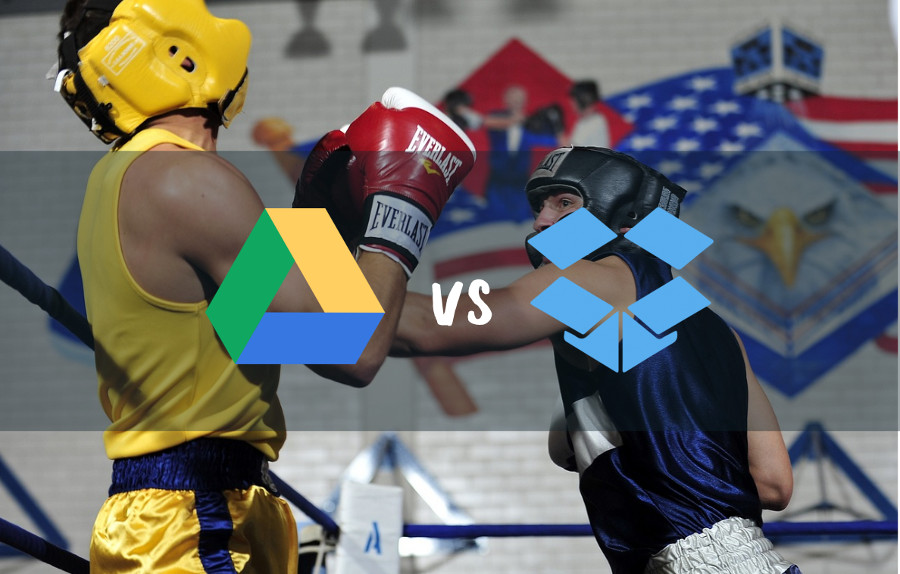 Dropbox vs Google Drive  Which One You Should Use? – Better