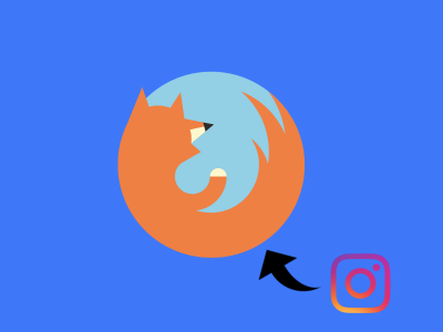 How to Upload New Photos to Instagram from Firefox