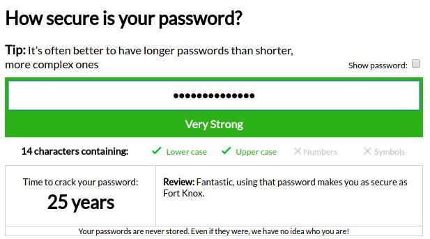 7 Online Password Strength Checker Tools – Better Tech Tips