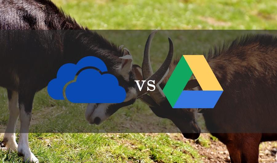 OneDrive vs Google Drive  The Giants Battle – Better Tech Tips
