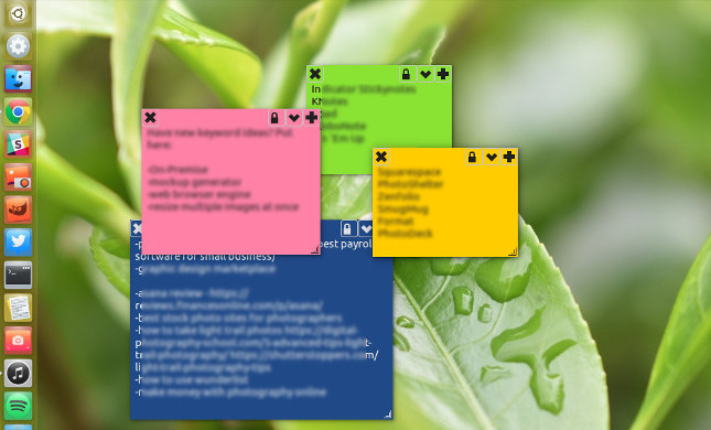 5 Cool Sticky Notes Apps for Ubuntu – Better Tech Tips