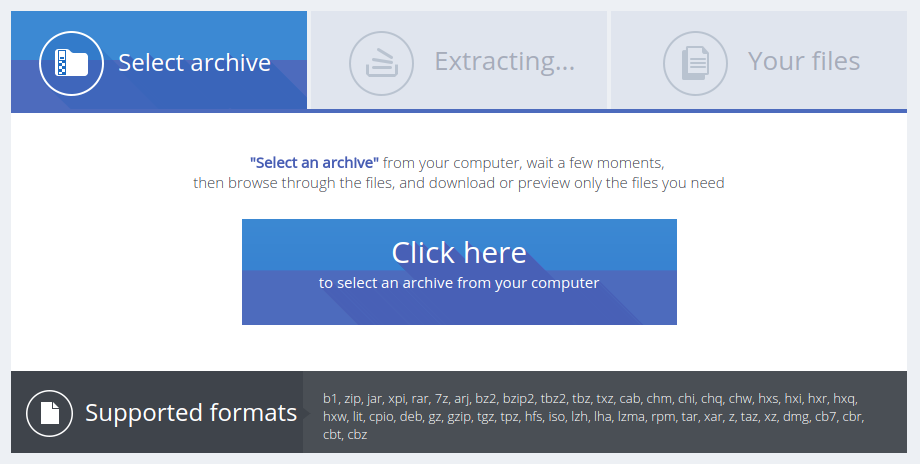 5 Tools to Unzip Files Online – Better Tech Tips