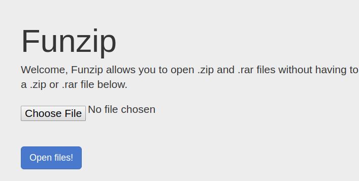 Unzip Rar Files