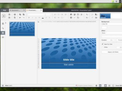 How to Install OnlyOffice Desktop Editors on Ubuntu