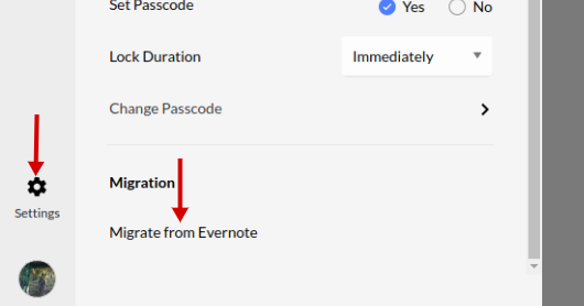 How to Migrate from Evernote to Zoho Notebook – Better Tech Tips