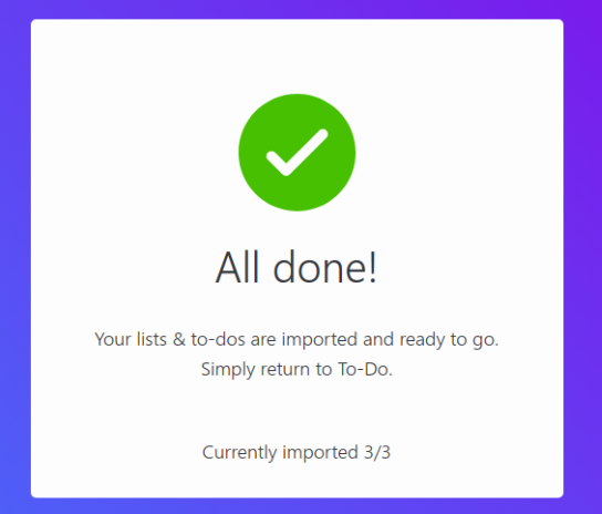 How to Migrate from Wunderlist to Microsoft To-Do – Better