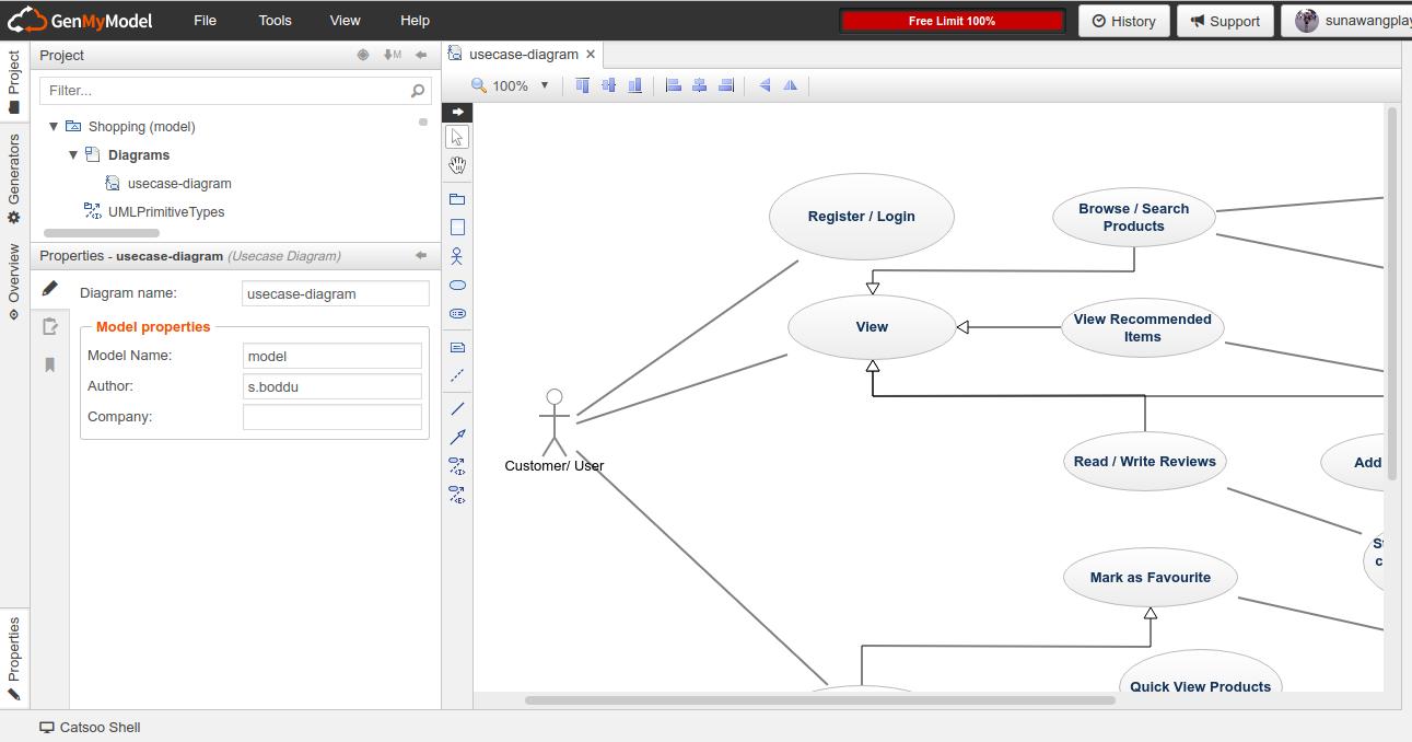 7 Tools To Create Uml Diagram Online  U2013 Better Tech Tips
