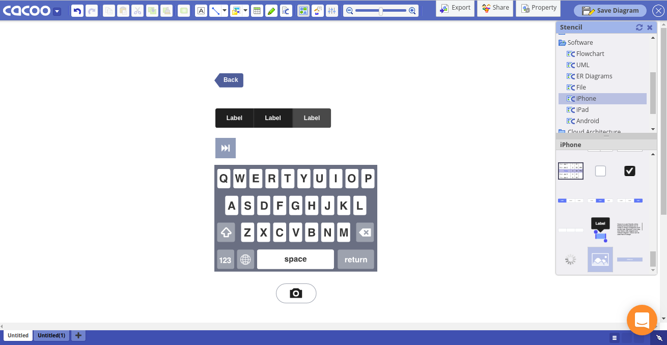 7 tools to create uml diagram online better tech tips then cacoo is the suited diagramming tool to create an uml diagram of the app you want to develop this online diagramming tool has pooptronica