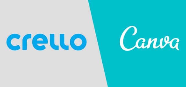 Crello vs Canva. Clash of the Twins