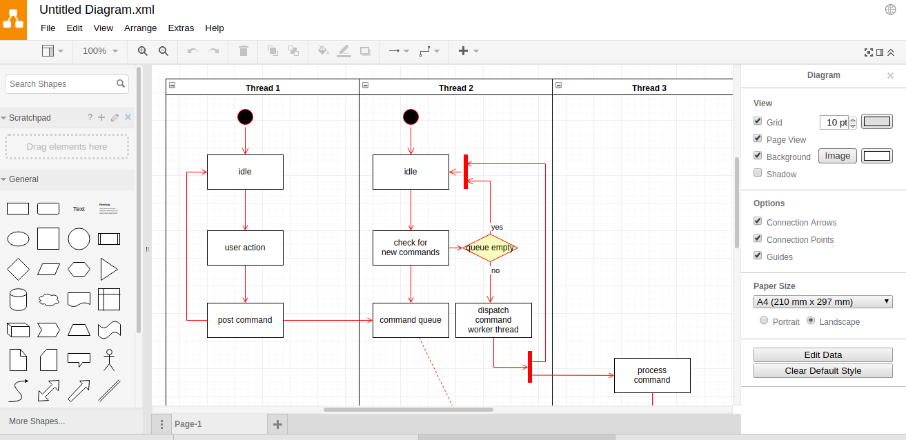 7 tools to create uml diagram online better tech tips if you are looking for a fully free diagramming tool to create an uml online i strongly recommend draw unlike all tools above which require an account ccuart Image collections